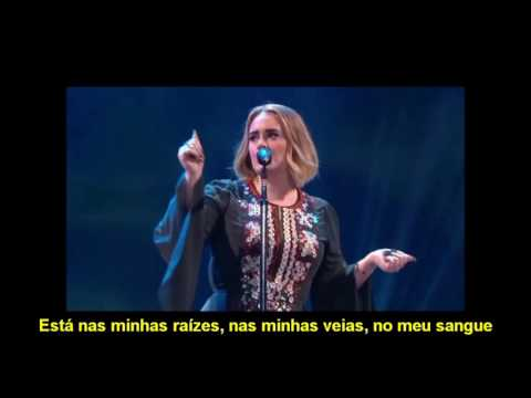 Adele - River Lea Legendado (HD)