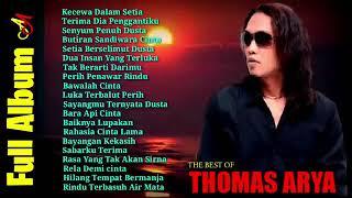 Download lagu Top 20 Lagu Baper Thomas ARYA Full Album Terpopuler 2021 - Hits Slow Rock Viral Tanpa Iklan