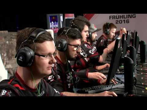 CS:GO - LeiSuRe vs. FAB Games - ESL Meisterschaft 2016 - Halbfinale