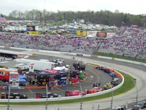 American Choppers Big Paul At Martinsville 2007