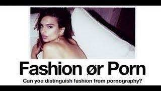 Fashion o porno!? Un simpatico gioco +18 (FAP)