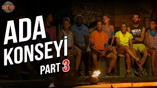 AAda Konseyi 3. Part   29. Bölüm   Survivor Türkiye - Yunanistan