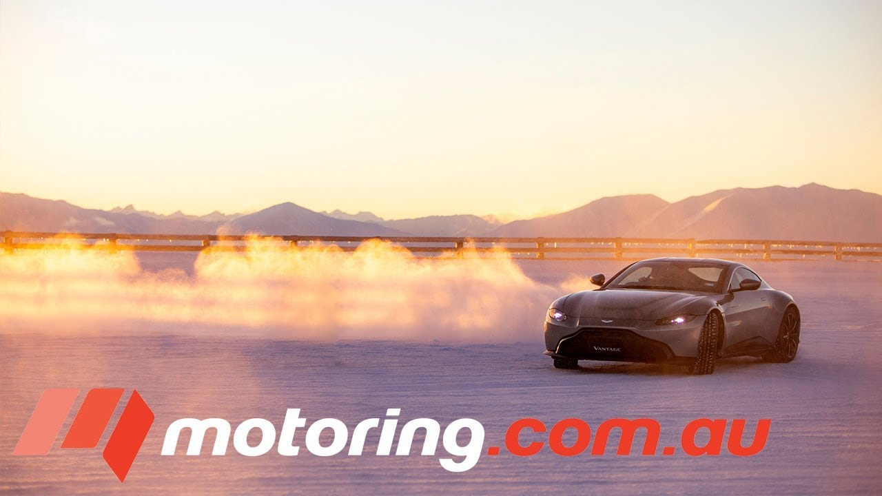 2018 Aston Martin Vantage Review Motoring Com Au Youtube