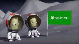 Kerbal Space Program is coming to Xbox One