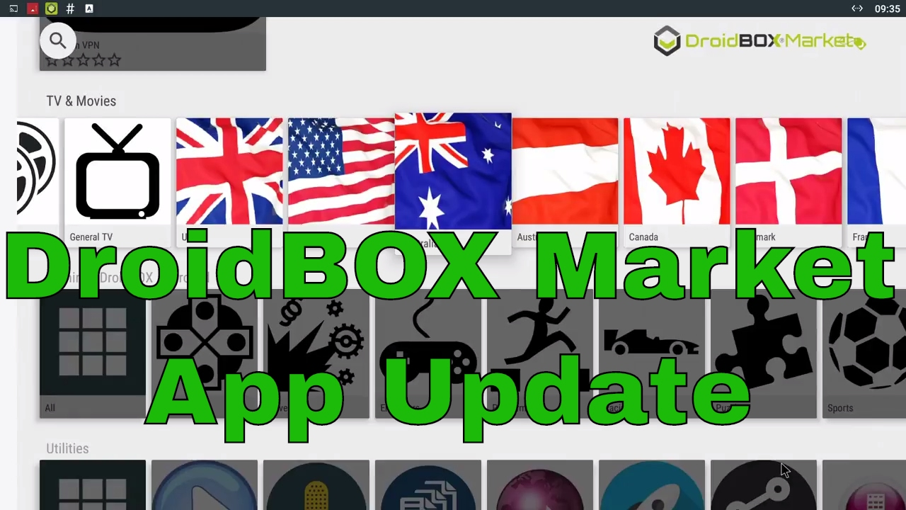New DroidBOX Market app and additions / DroiX® Blog