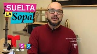 Pepe Garza habla de los éxitos y fracasos del Regional Mexicano | Suelta La Sopa | Entretenimiento