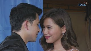 All Access: How a good on-cam kiss is done | GMA One