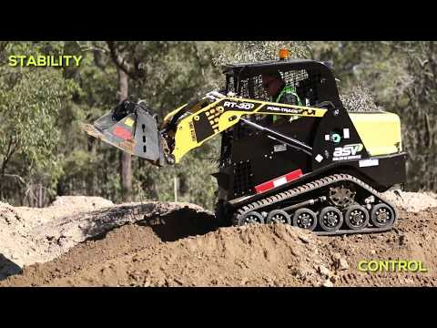 ASV RT-30 Posi-Track Loader - ASV Sales & Service