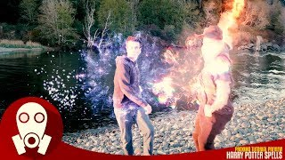 Harry Potter Spells and Protego Effects | Preview Proximo Tutorial