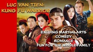 Luc Van Tien: Tuyet Dinh Kungfu (Kung Fu Warrior) (2017) | Trailer | Lorenz Hideyoshi Ruwwe