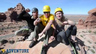 Go Mountaineers! From Adventure WV and the Reed College of Media in Moab, Utah