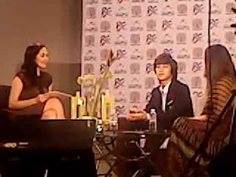 Kim Bum Interview Part 4