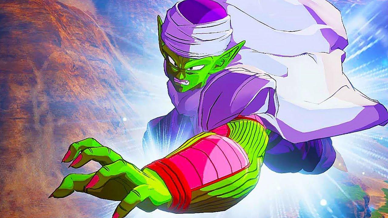 Dragon Ball Z: Kakarot Piccolo First Gameplay Revealed ...