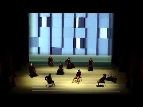 Julie Barnsley   Physical Theatre   IN FLIGHT   EI VUELO (I) El Árbol y la Sala Gris