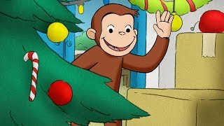 Curious George🎄George Grocer🎄Christmas Full Episode🎄 HD🎄Cartoons For Children