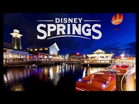 Disney Springs Background Music