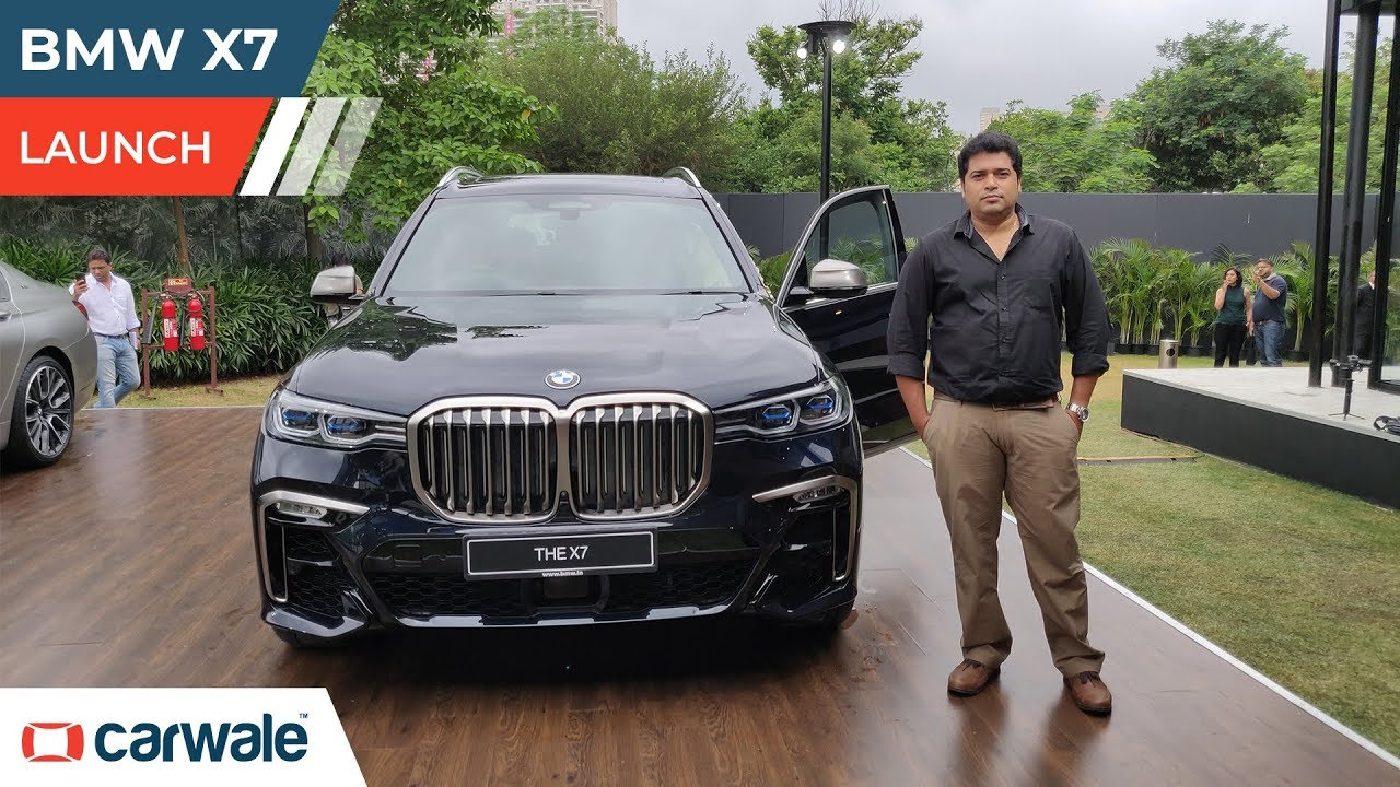 Bmw X7 Features And More Price Rs 98 90 Lakhs Onwards Carwale Youtube
