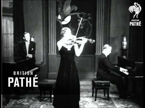 That Certain Trio 1931