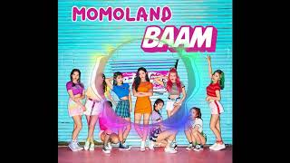 MOMOLAND - BAAM [3D + BASS BOOSTED]