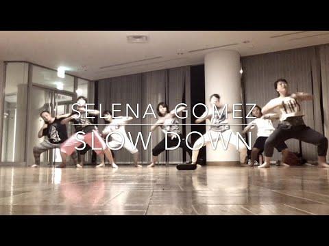 0524 GENIE Lesson Jazz 中級 part2 Slow down - Selena Gomez -