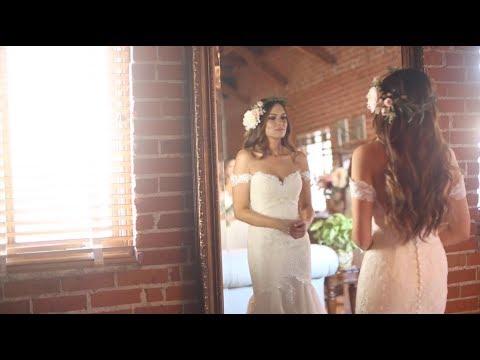 Lenny & Siera :: Wedding, Carondelet House, Los Angeles