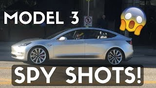 Tesla Model 3 Spy Pics, Project Scorpio Specs, YouTube TV is Live, Apple Clips App - Geared Up!