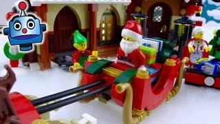 La Casa de Santa Claus de LEGO - Especial Navidad 2015