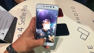 Asus Zenfone 4 Selfie, Selfie Pro and Max Pro first look!