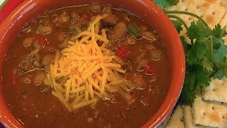Betty's Hearty Chili  --  Leftovers Series (3)