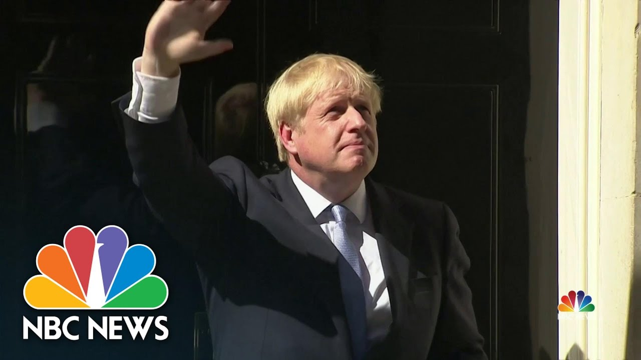 Prime Minister Boris Johnson hospitalized with coronavirus ...