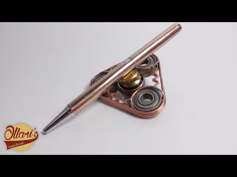 Make a Copper Wire Pen without a Lathe