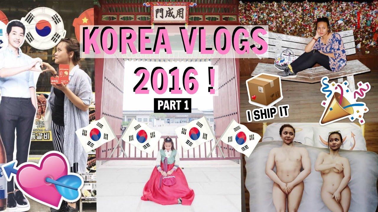 ✈SEOUL / KOREAN VLOGS 2016! (Ketemu Song Jong Ki)| Dinda Shafay (Bahasa)