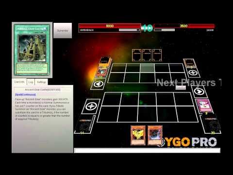 Yu-Gi-Oh! DevPro - Red Nephthys V.S. Royal Decree :'O