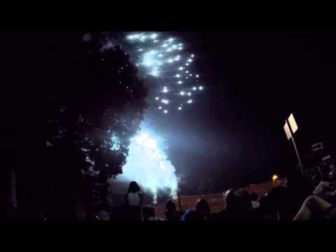 Lake Ellyn-Glen Ellyn 2015 4th of July Fireworks