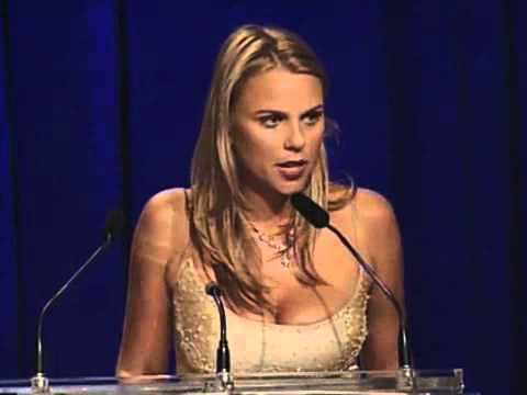 Lara Logan - Emmy Award- 28th Annual News & Documentary Emmy Awards
