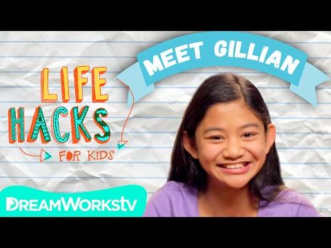 Meet Gillian, Your New Host of Life Hacks for Kids!