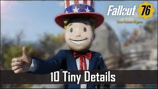 Fallout 76: 10 Tiny Details You May Have Missed in the Appalachian Wasteland – Fallout 76 Secrets