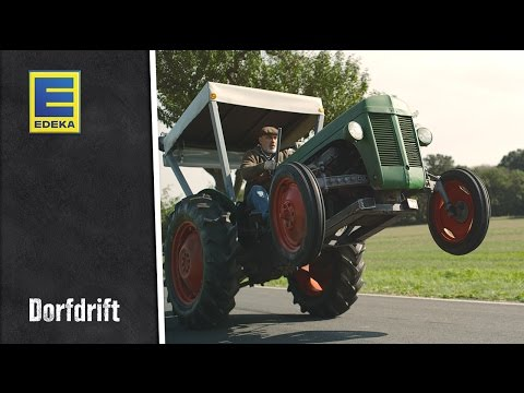 Awesome German supermarkets' ad for locally grown food