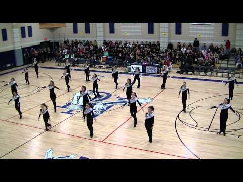 Plymouth North Dance Team Va Va Voom