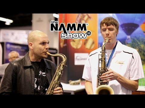 NAMM 2016 Saxophone Special