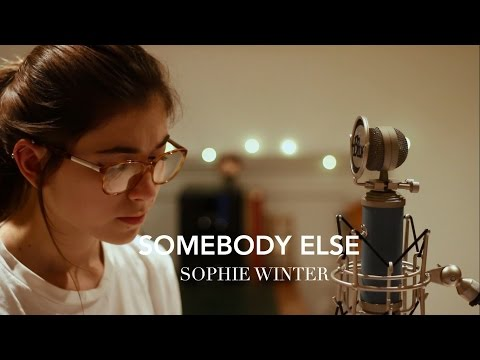 Somebody Else - The 1975 || Sophie Winter Cover