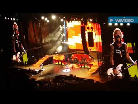 Guns n' Roses Full concert 2016 los angeles dodgers stadium
