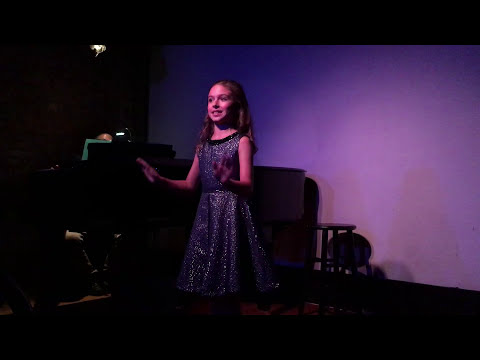 Bella's monologue from cabaret 10/15/17