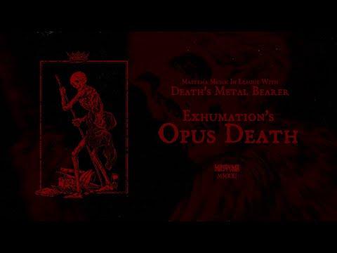 "EXHUMATION ""Ironheart"" (Opus Death) (Remastered 2021)"