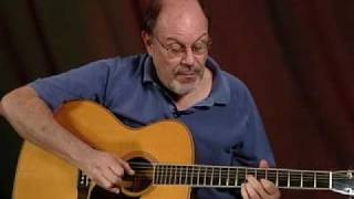 "Stefan Grossman Teaches ""Blues in D"" Improvisation"