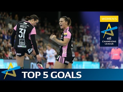 Neagu and Mork star in Top 5 Goals | Main Round 6 | Women's EHF Champions League