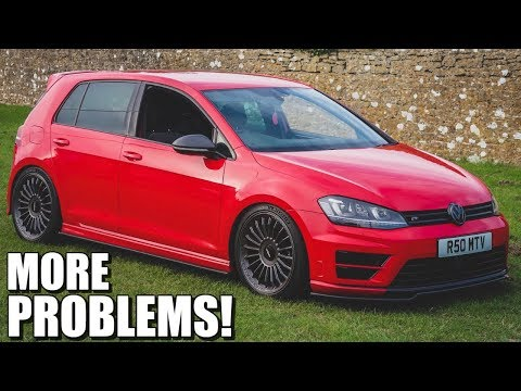 The Golf R Has More Problems!