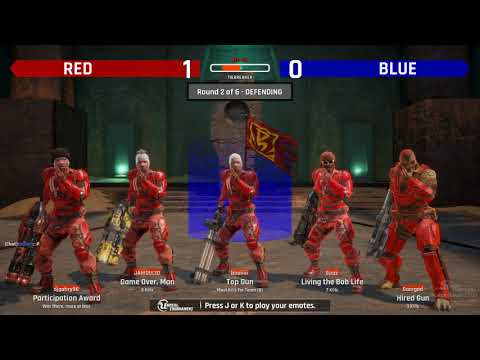 unreal tournament 2015 matchmaking