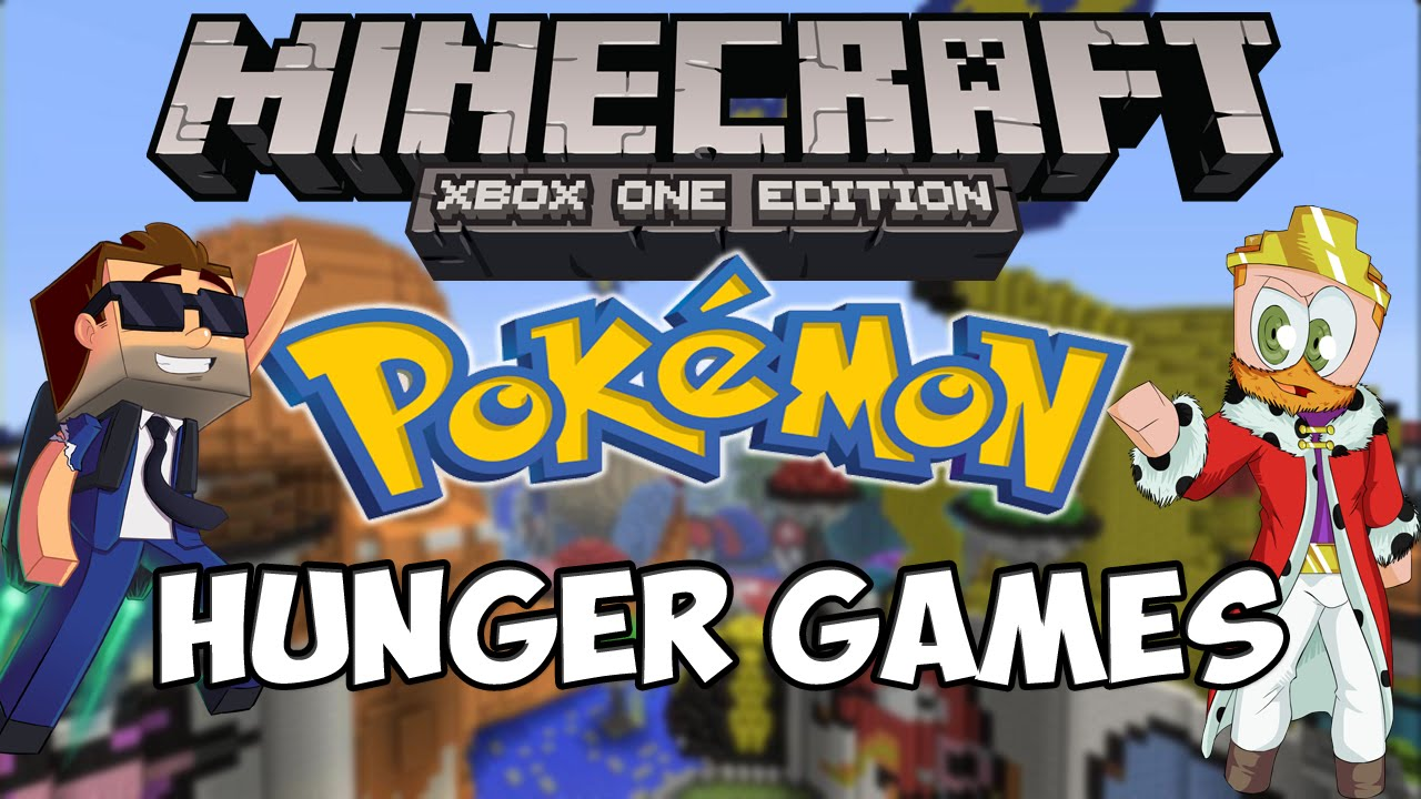 how to play hunger games on minecraft xbox one