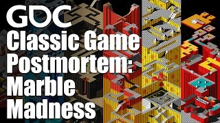 Classic Game Postmortem - Marble Madness